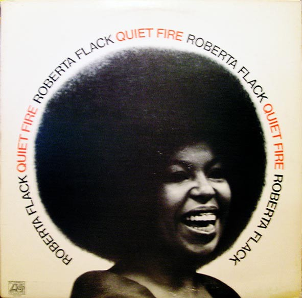Roberta Flack - Quiet Fire (LP, Album, PR)