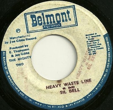 Sil Bell - Heavy Waste Line (7