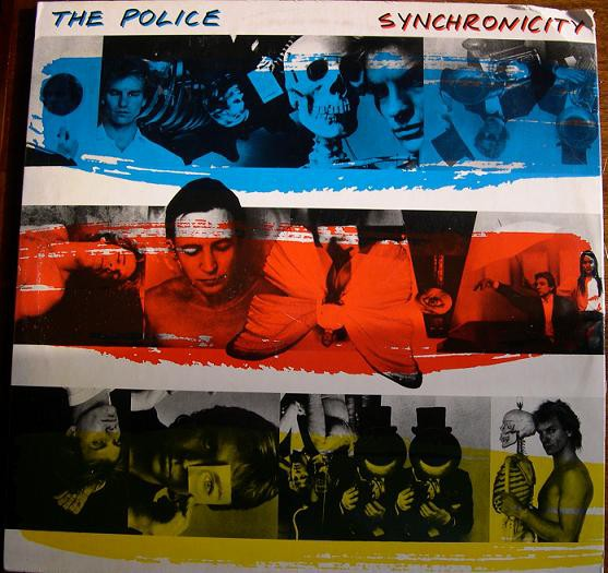 The Police - Synchronicity (LP, Album, BRY)