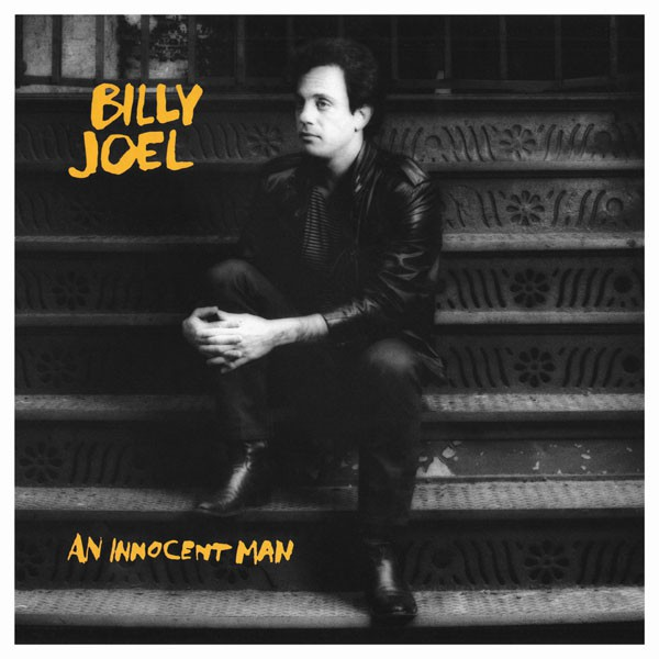 Billy Joel - An Innocent Man (LP, Album)
