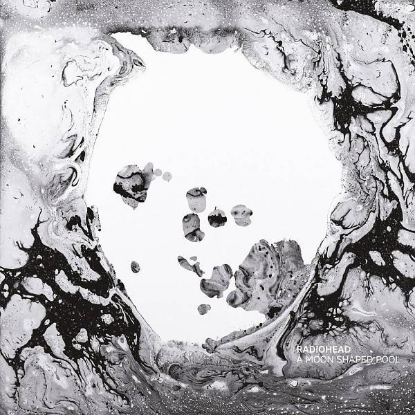 Radiohead - A Moon Shaped Pool (2xLP, Album, Opt)